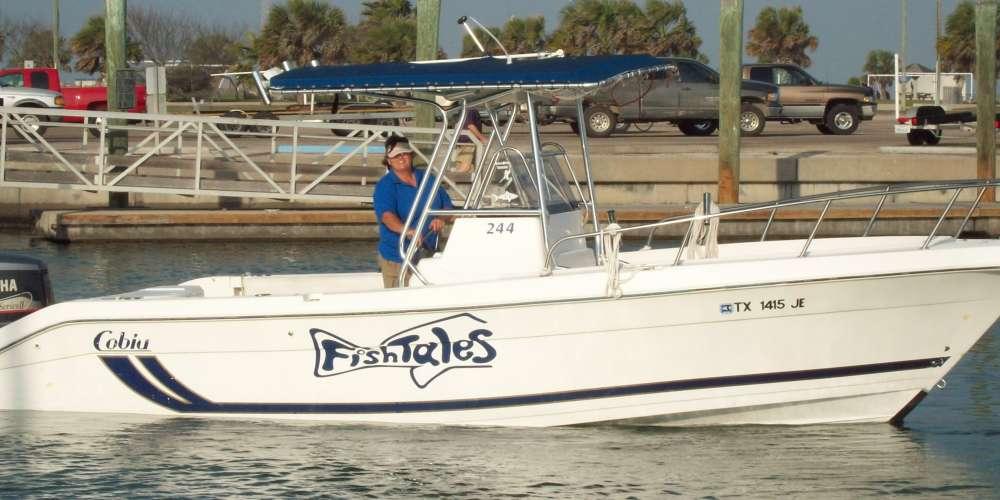 FishTales - Port Aransas!